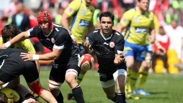 Biarritz au courage - Rugby - Top 14