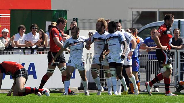 Brive se donne de l'air - Rugby - Top 14