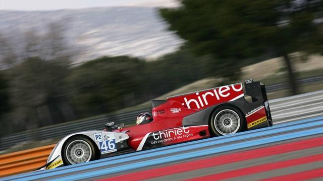 Beche takes pole at Paul Ricard