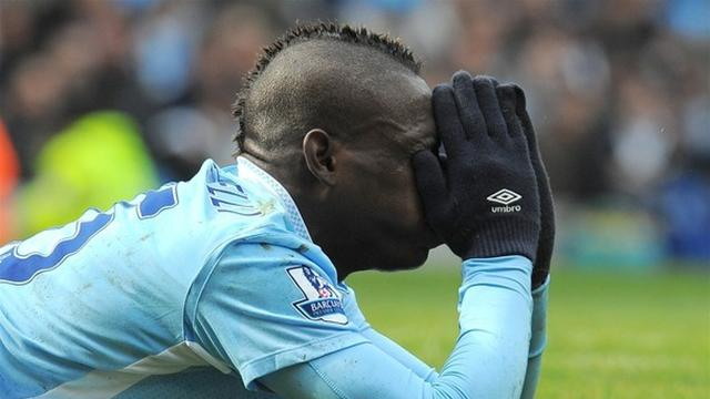 Paper Round: Balotelli sorry but faces nine-game ban