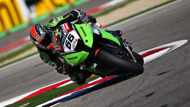 Sykes moves top in Brno - Superbikes