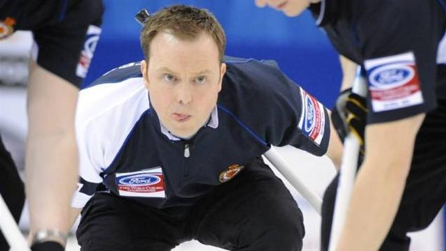 Scots earn golden chance  - Curling