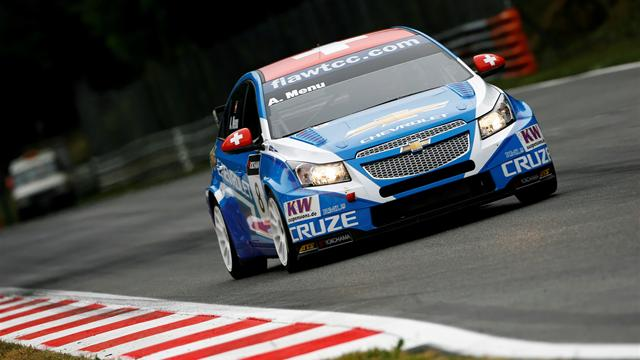 Menu pips Tarquini to pole - WTCC