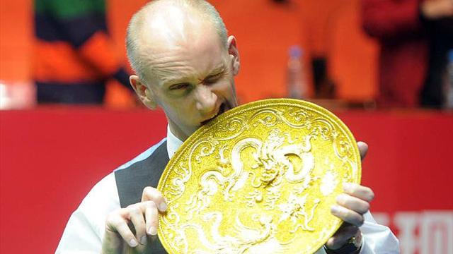 Ebdon edges Maguire - Snooker