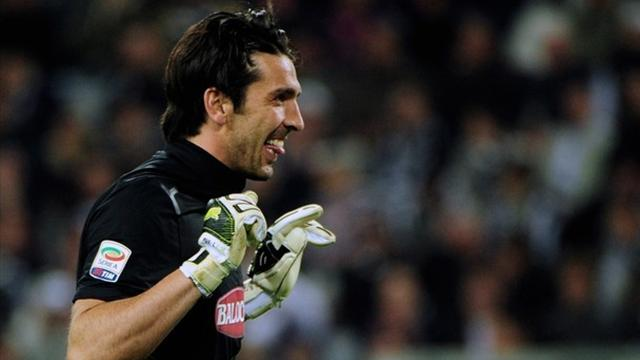 Buffon's lawyer denies betting reports