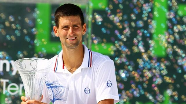 Djokovic: Good as 2011 - Tennis