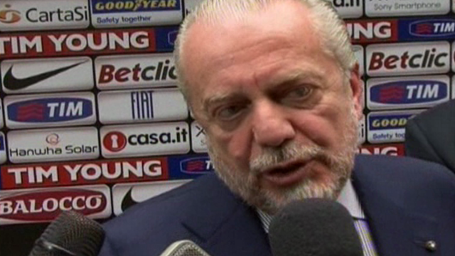 Napoli could withdraw - Football - Serie A