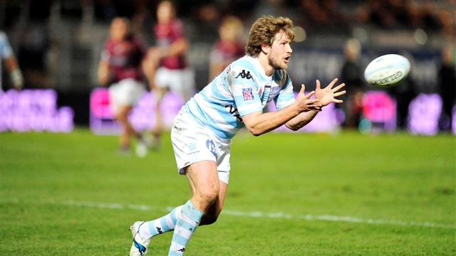 Steyn leaves Racing  - Rugby - Top 14