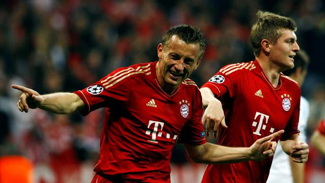 Bayern 2-0 Marseille - Football - Champions League