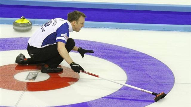 Scotland lose to Canada - Curling