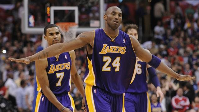 Lakers win battle of LA