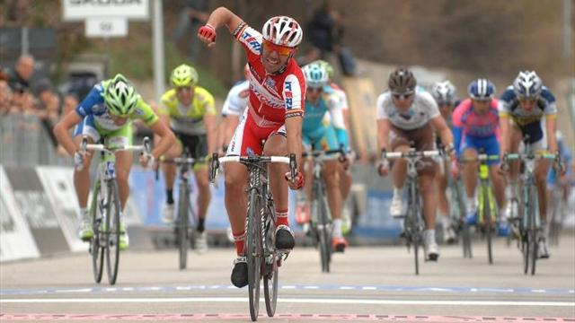 Rodriguez wins tough stage - Cycling