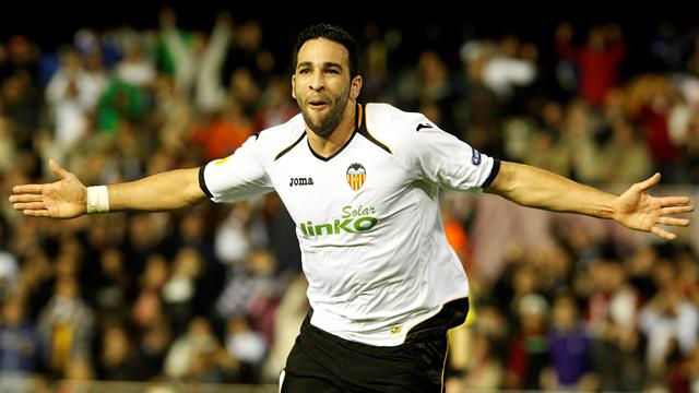 L'incroyable but d'Adil Rami - Football - Copa del Rey