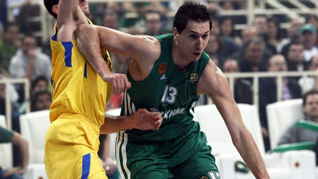Pana make final four - Basketball - EuroLeague
