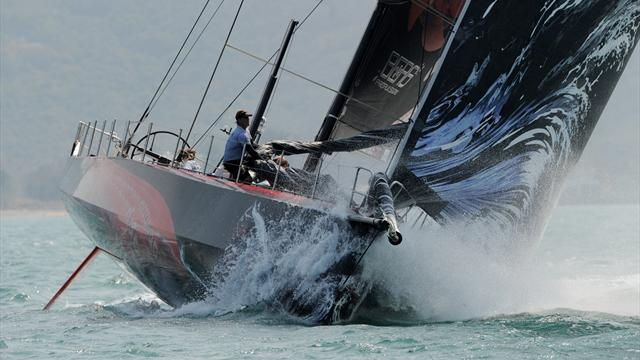 Read throws Volvo open - Sailing