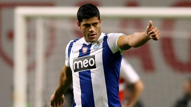 Porto deny Chelsea bid for Hulk