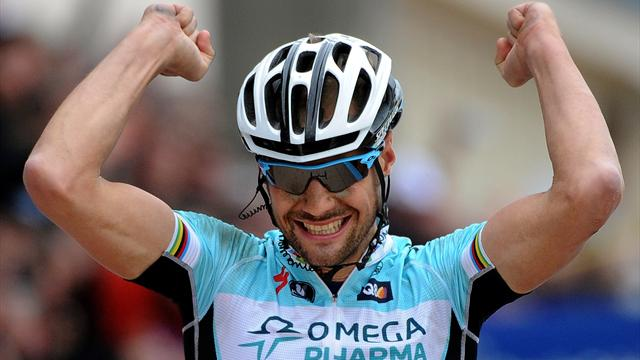 Boonen optimistic  - Cycling