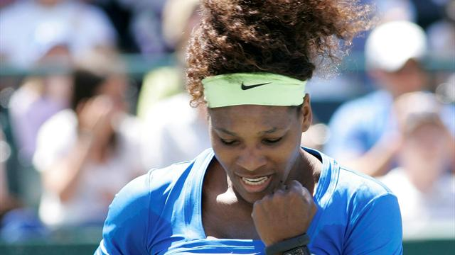 Serena to lead US against Ukraine
