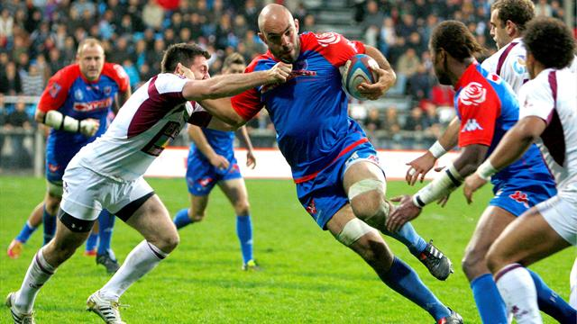 Grenoble près du but - Rugby - Pro D2