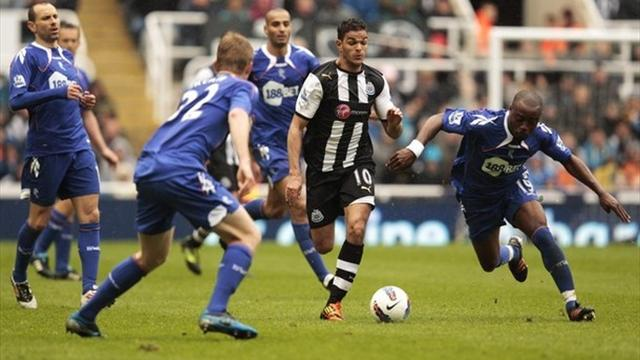 Ben Arfa est bluffant - Football - Premier League