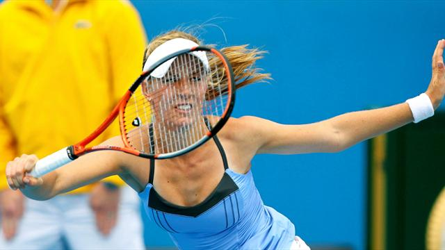 Rogowska replaces Dokic for Australia