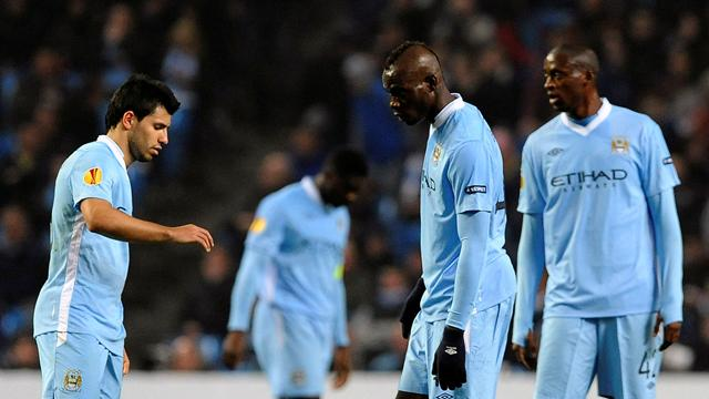 UEFA fine City for lateness