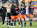 Montpellier win away