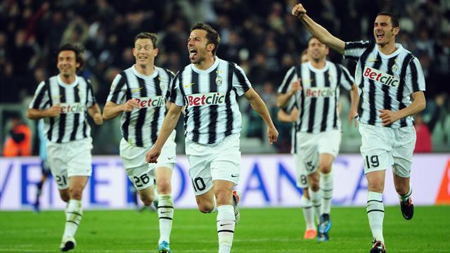 Juventus back on top - Football - Serie A