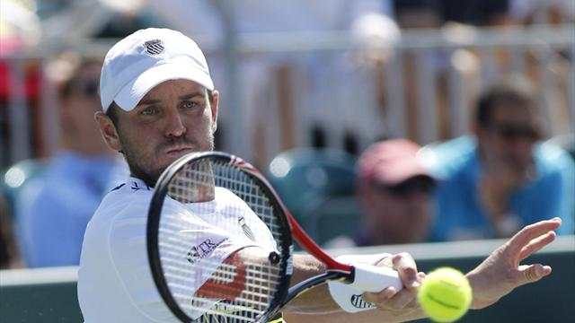 Fish reveals illness - Tennis - French Open