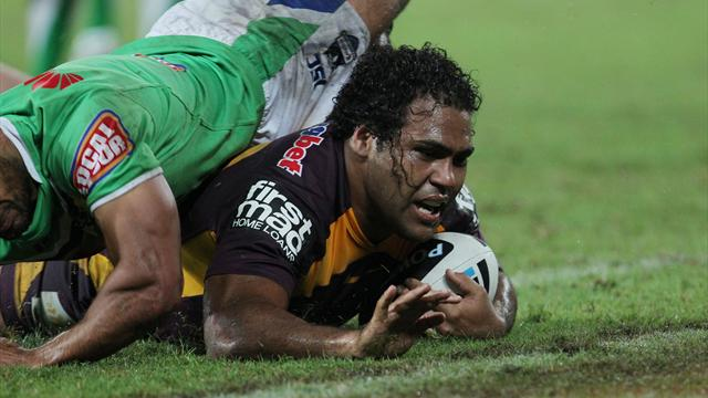 Broncos' Thaiday, Parker cleared to play