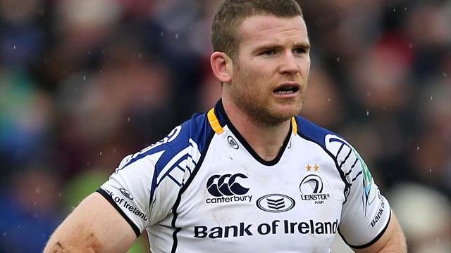 Leinster secure home semi - Rugby - RaboDirect Pro12