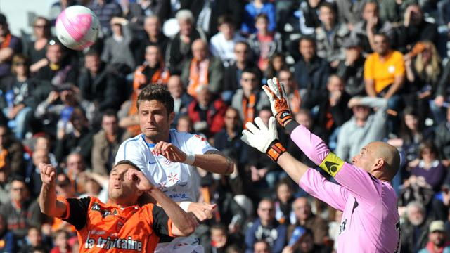 Montpellier ouvre la porte - Football - Ligue 1