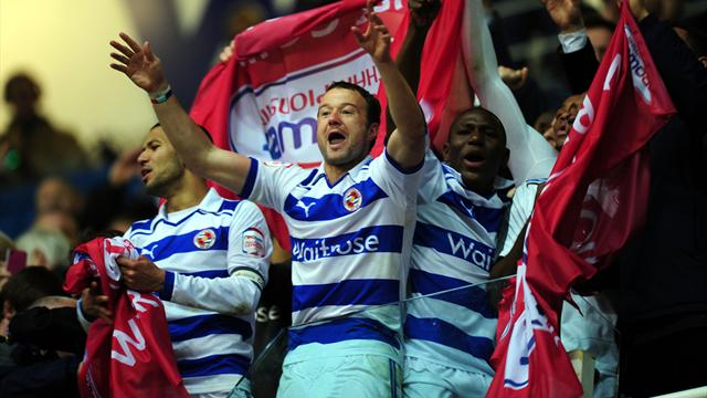 Reading return - Football - Championship