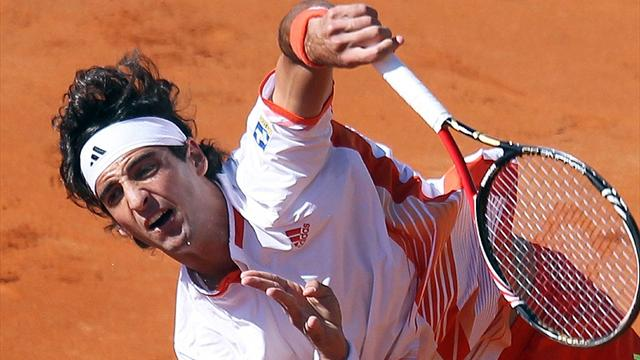 Bellucci wins Gstaad title - Tennis