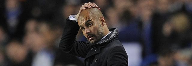 Guardiola encore loin du Bayern - Football