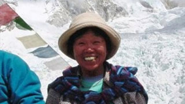 73-year-old climbs Everest - All Sports