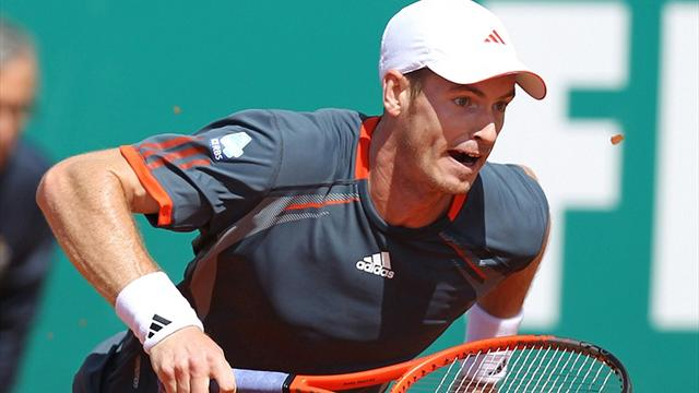 Murray through to quarters - Tennis - Monte Carlo Masters