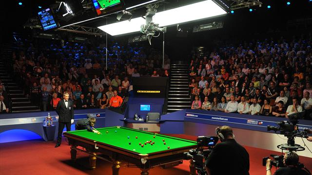 Crucible century breaks  - Snooker