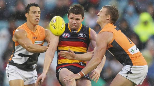 Crows beat Essendon by four points
