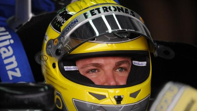 Rosberg to get five-place grid penalty