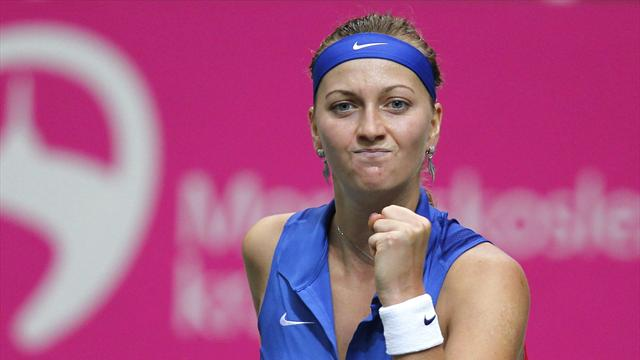 Czechs lead against Italy - Tennis - Fed Cup