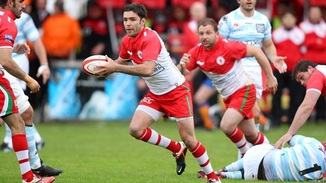 Biarritz presque maintenu - Rugby - Top 14