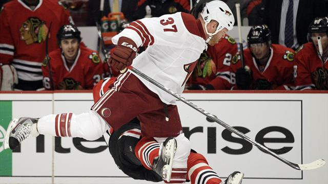Torres gets 21-match ban - Ice Hockey - NHL