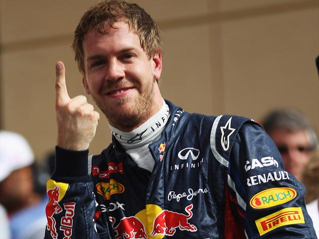 Vettel dominerade - Formel 1 - Bahrains Grand Prix