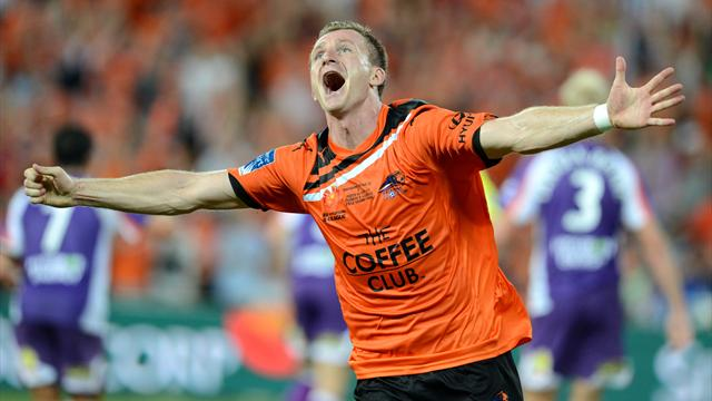 Glory to host Roar - Football - A-League
