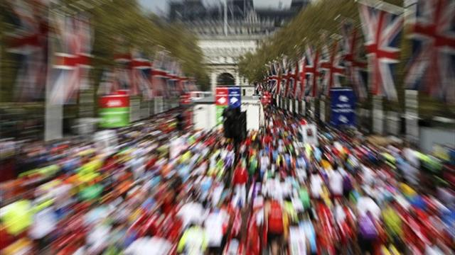 London Marathon death test - Athletics