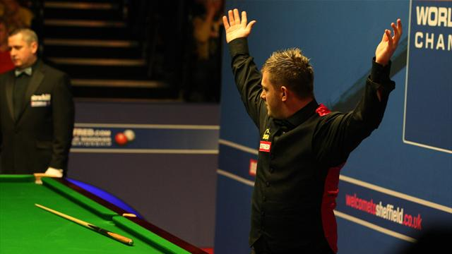 Allen facing ban for slur - Snooker