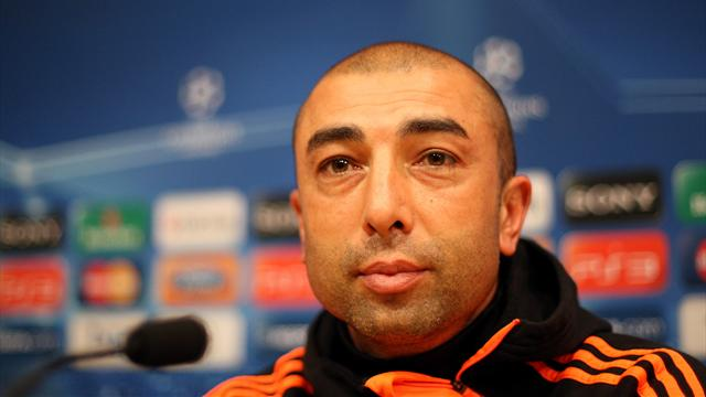 Di Matteo: Nothing to fear - Football - Champions League