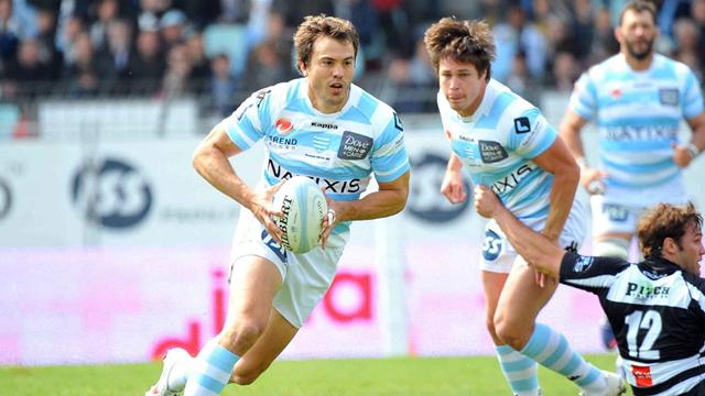 Racing: Ducalcon arrive - Rugby - Top 14