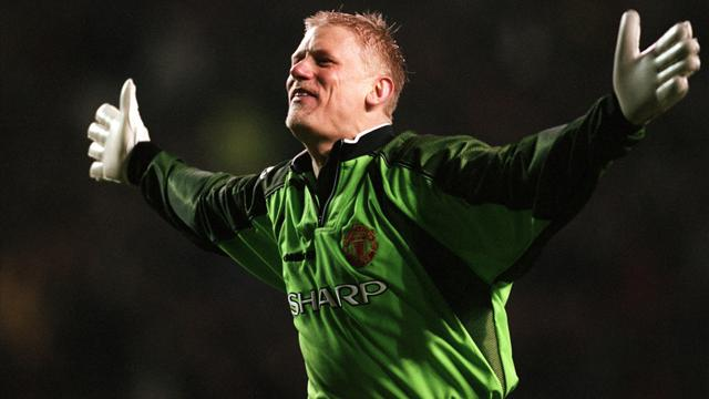 Schmeichel in United role - Football - Premier League
